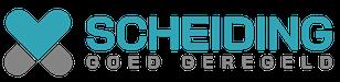Scheiding goed geregeld Logo